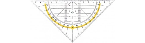 Driehoeken en Sjablonen