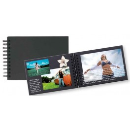 Scrapbook Fotoalbum 225g, A4,           40Bl.