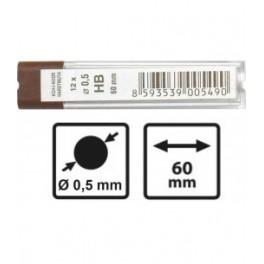 Grafietstift 2B, 0.5mm Ø
