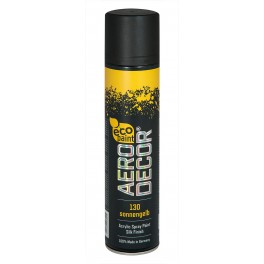 Aero Decor Kleurspray 400ml zon geel