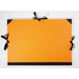 Classic 64x92cm orange