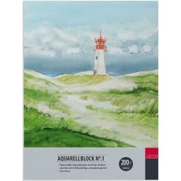 Aquarell No.1. 30x40cm