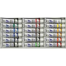 Marie's Acrylic Paint Set 18 colours