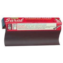 Saral Paper 0,31x3,65m zwart