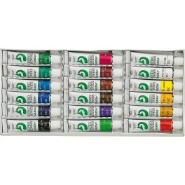 Marie's Gouache Set 18 Tubes, 12ml