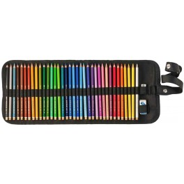 Polycolor etui 15-dlg.