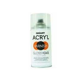 Ghiant Vernis acrylique incolore 300ml, briller
