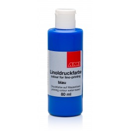 Lino Print Paint 80ml Blue