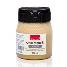 Metallic Hellgold 250ml