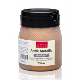 Metallic Ant.goud 250ml