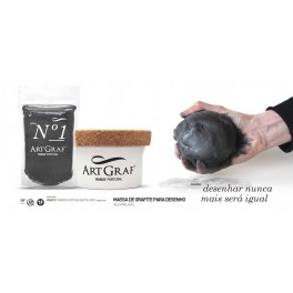 Platique Graphite 150 g.