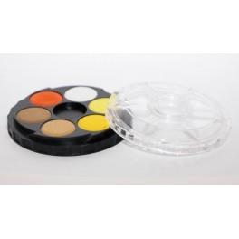 Set Watercolour, 6 colors