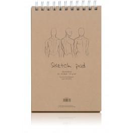 Sketch Pad 135g, A5, 80 sheets