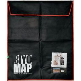 BiyoMap Tasche 90x110cm