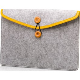 Felt Bag 25x35cm, rubber band
