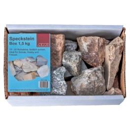 Soapstone Box 1,5kg