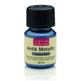 Antik Metallic Galaxy Blau 30ml