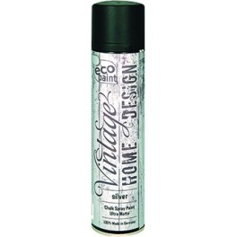 Vintage Spray 400ml Silver