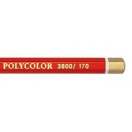 Polycolor Künstlerfarbstift Nr.170 Pyrrole Red