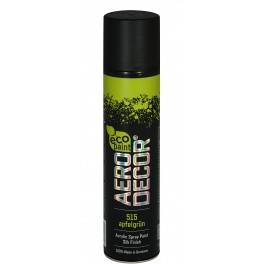 Aero Decor Spray Paint 400ml apple green