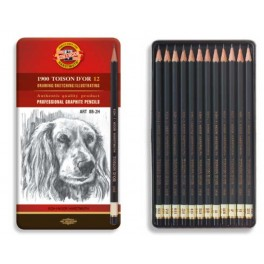 Toison Dòr 1912 Graphite Pencil Set