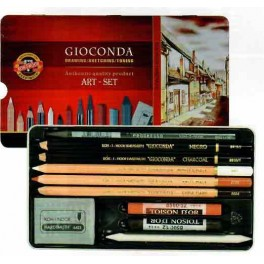 Gioconda Artist Set 10 pcs.