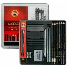 Gioconda Art Set 23 pcs.