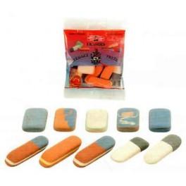 Radiergummi Set-10 Stück