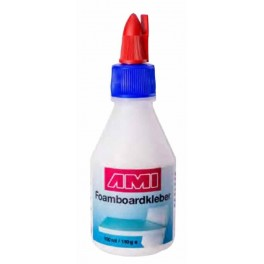 Foamboardlijm 100 ml.