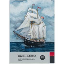 Aquarell No. 2. 17x24cm