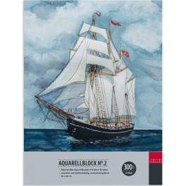 Aquarell No. 2. 30x40cm