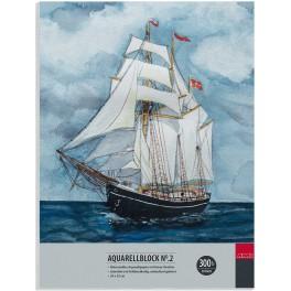 Aquarell No. 2. 36x48cm