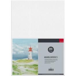 Aquarelpapier Feng-Shi DIN A3