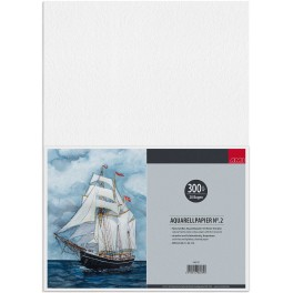 Aquarellpapier Wu-Shi DIN A3