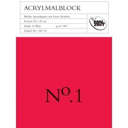 Acrylblok 24x32cm