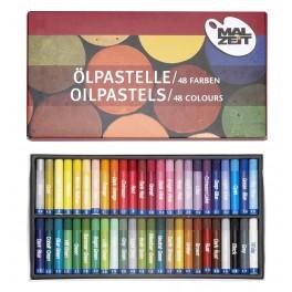 Oil pastels (48)