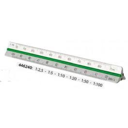 Aluminium Scale 10cm