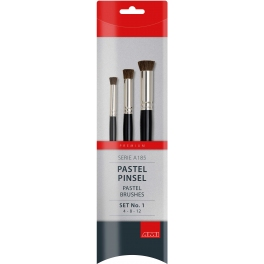 A185 Pastel Brush Set
