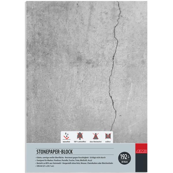Stonepaper A5 Ami Art Materials