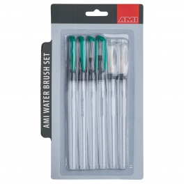 Water Brush set 6 dlg.
