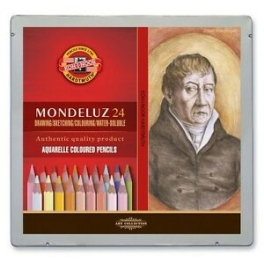 Mondeluz Portrait set 24 dlg