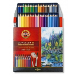 Mondeluz Art set 24 dlg.