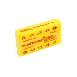 Plastiline 50g geel
