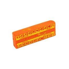Plasticine 150g Orange