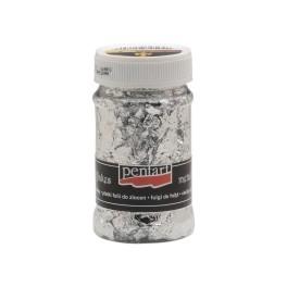 Tamisè mix zilver/koper M1