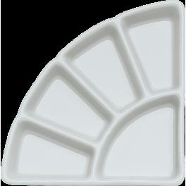 Porcelain Palette 11,0x19,5cm, 10 bowls
