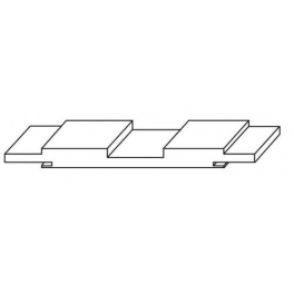 Cross Bar Profi 4, 110cm