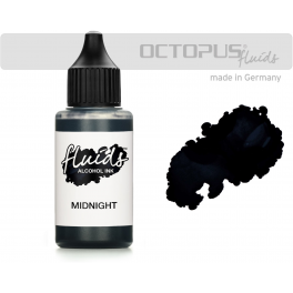 Alcohol inkt Midnight 30ml