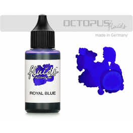 Alcohol inkt Royal Blue 30ml