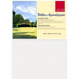 Aquarelpapier 400gr. 25x35cm